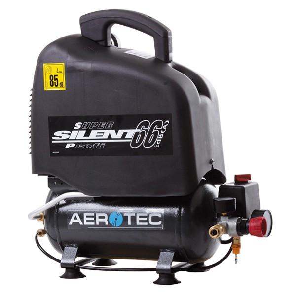 Aerotec Kolbenkompressor Vento SILENT 6, ölfrei