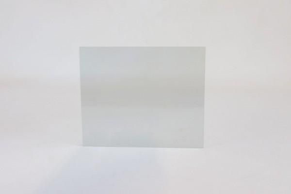 Vorsatzscheibe Glas 90 x 110 mm