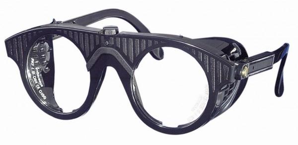Nylonbrille Standard, runde Gläser
