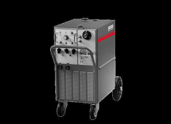 MIG-MAG Schutzgas Schweißgerät MIG 405 W