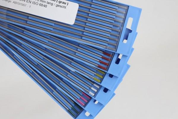 Wolfram-Elektrode WC 20, grau