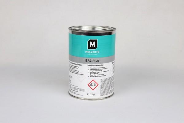 Molykote BR 2 PLUS, Hochleistungsfett