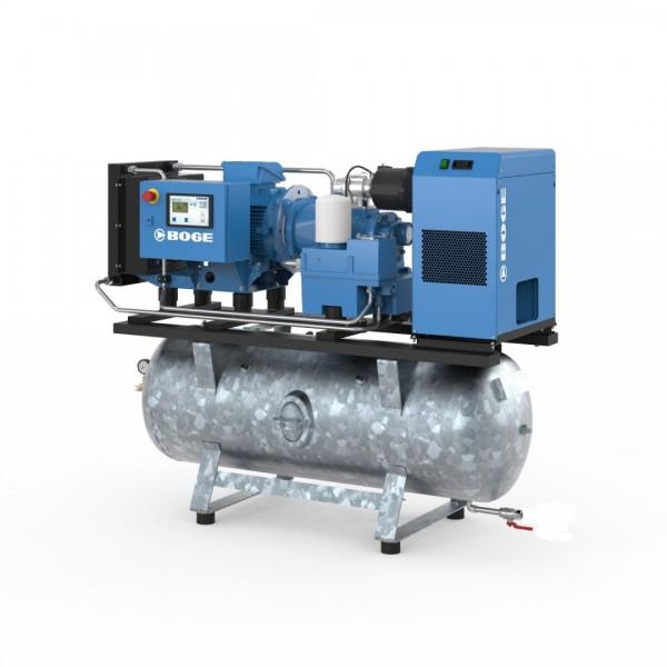 BOGE Schraubenkompressor C 10 LDR, 350 l, 7,5 kW, 8 oder 10 bar
