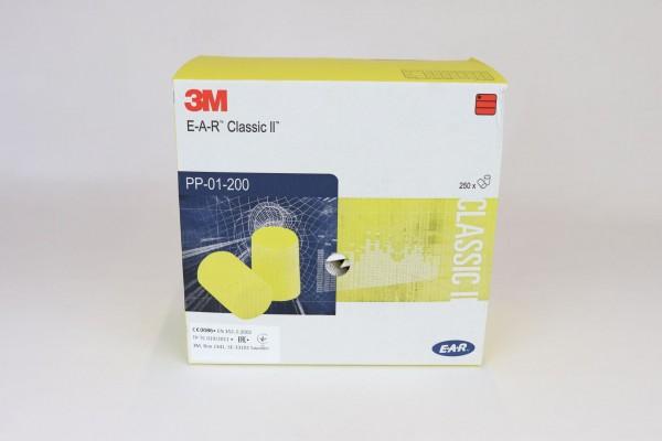 3M EAR Classic II, PP-01-200, Gehörschutzstöpsel