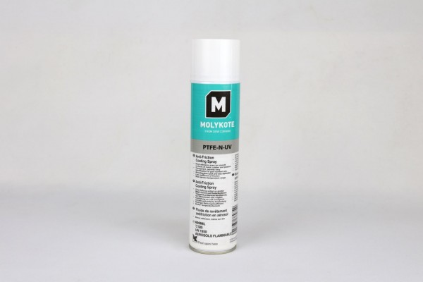 Molykote PTFE-N UV Trockenschmiermittel Spray