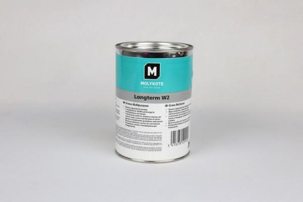 Molykote Longtermn W2, Wälz-/Gleitlagerfett