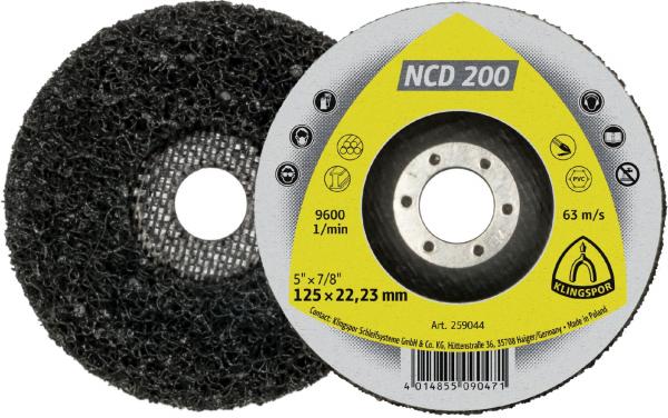 Reinigungsscheibe NCD 200