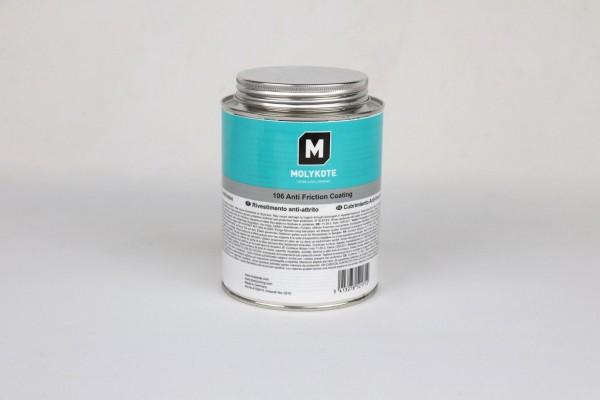 Molykote 106 Anti Friction Coating Gleitlack, 500 g