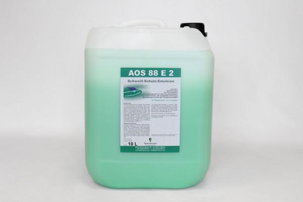 Schweißtrennmittel AOS 88 E2, Schweiß-Emulsion