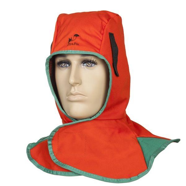 Kopf- und Nackenschutz, Schweißerhaube