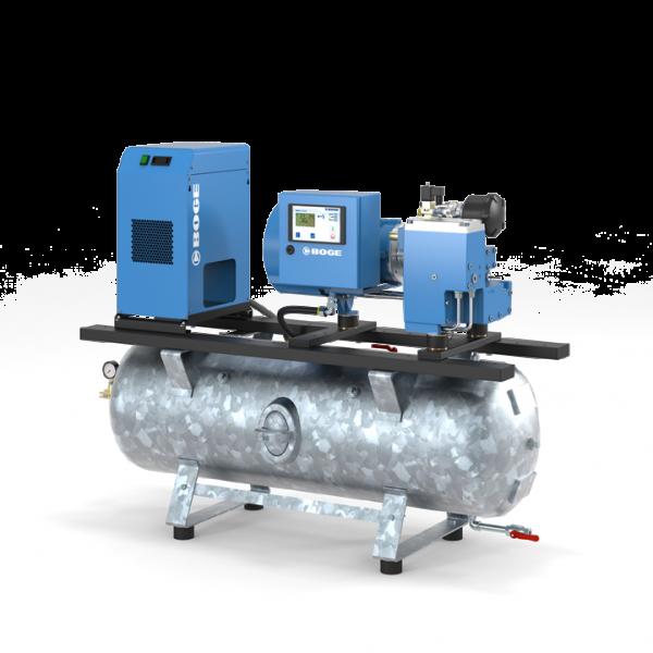 BOGE Schraubenkompressor C 4 LDR, 160 l, 3,0 kW, 10 bar
