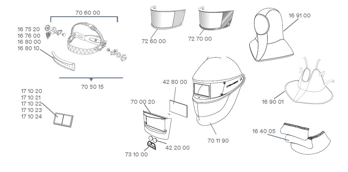 Ersatzteile-3M-SchweissschutzmaskeSL