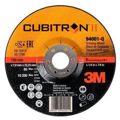 Cubitron™ II Schruppscheibe