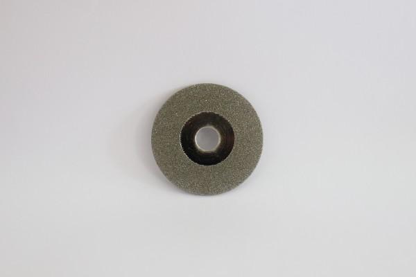 Ersatz-Diamantscheibe, Ersatzschleifscheibe doppelseitig beschichtet für Turbo-Sharp X
