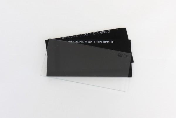 Vorsatzscheiben 51 x 108 mm