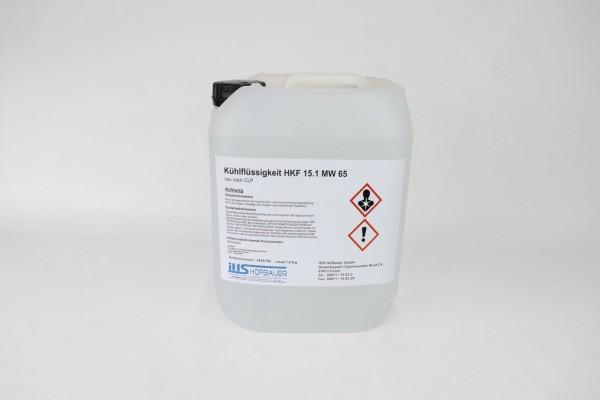 Kühlflüssigkeit für Schweißanlagen HKF 15.1 MW65, 10 ltr.