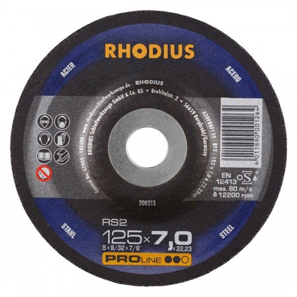 RS2 125x7,0x22,23
